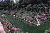 view [Windy Hill]: potager (kitchen garden). digital asset: [Windy Hill]: potager (kitchen garden).: 1998 Apr.