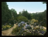view [Brockhurst]: part of the rock garden. digital asset: [Brockhurst]: part of the rock garden.: [between 1925 and 1935]