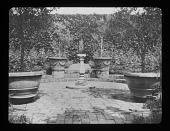 view [Hidcote Manor Garden]: Mrs. Winthrop's Garden. digital asset: [Hidcote Manor Garden] [lantern slide]: Mrs. Winthrop's Garden.