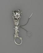 view <I>Bouquet holder, flower motif</I> digital asset number 1