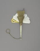 view <I>Bouquet holder, carnet-de-bal</I> digital asset number 1