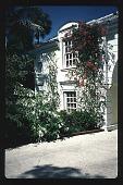 view [Untitled Garden]: Gate house. digital asset: [Untitled Garden]: Gate house.: 1996 May. 9.