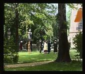 view [Miscellaneous Sites in France, Series 3]: possibly the Hôtel de Béhague garden in Paris. digital asset: [Miscellaneous Sites in France, Series 3]: possibly the Hôtel de Béhague garden in Paris.: 1936 Jun.