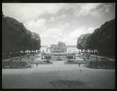 view [Miscellaneous Sites in Lisieux, Normandy, and Vicinity]: the Jardin de l'évêché in Lisieux, Normandy. digital asset: [Miscellaneous Sites in Lisieux, Normandy, and Vicinity] [lantern slide]: the Jardin de l'évêché in Lisieux, Normandy.