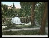 view Villa D'este digital asset: Villa D'este: [between 1914 and 1949?]