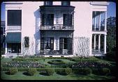 view [Strachan Garden]: rose garden. digital asset: [Strachan Garden]: rose garden. : 1966 April