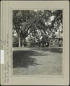 view Thayer Garden: Lawn view digital asset: Thayer Garden [photoprint]
