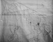 view [Miscellaneous Sites in Boston, Massachusetts]: photograph of a map of Alger lands. digital asset: [Miscellaneous Sites in Boston, Massachusetts] [glass negative]: photograph of a map of Alger lands.