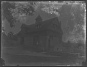 view [Tanglewood]: barn/stable. digital asset: [Tanglewood] [glass negative]: barn/stable.
