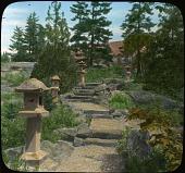 view Bodman Garden digital asset: Bodman Garden: [between 1914 and 1949?]