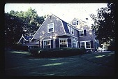 view [Harbor Gables]: house and lawn. digital asset: [Harbor Gables]: house and lawn.: 1988 Sep. 1.