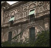 view [Miscellaneous Sites in Mexico]: the Templo de Santo Domingo in Puebla. digital asset: [Miscellaneous Sites in Mexico]: the Templo de Santo Domingo in Puebla.: 1937 Jan.