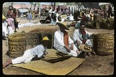 view [Miscellaneous Sites in Mexico]: an open air market in an unidentified location. digital asset: [Miscellaneous Sites in Mexico]: an open air market in an unidentified location.: 1937 Jan.