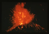 view [Miscellaneous Sites in Mexico]: volcano erupting. digital asset: [Miscellaneous Sites in Mexico]: volcano erupting.: 1937 Jan.