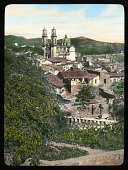 view [Miscellaneous Sites in Taxco, Mexico]: a view of Taxco and the Church of Santa Prisca. digital asset: [Miscellaneous Sites in Taxco, Mexico]: a view of Taxco and the Church of Santa Prisca.: 1937 Jan.