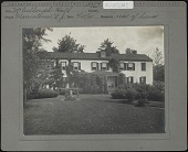 view Macculloch Hall: rear of house digital asset: Macculloch Hall [photoprint]
