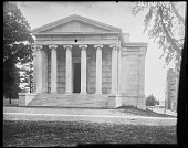view [Princeton University]: Clio Hall. digital asset: [Princeton University] [glass negative]: Clio Hall.