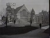view [Princeton University]: Alexander Hall. digital asset: [Princeton University] [nitrate negative] Alexander Hall.