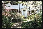 view [Watts Garden]: front, looking north. digital asset: [Watts Garden]: front, looking north.: 1997 May.