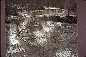 view [Flat Rock Brook Nature Center]: quarry site in the 1970s before the development of the nature center. digital asset: [Flat Rock Brook Nature Center]: quarry site in the 1970s before the development of the nature center.: [between 1970 and 1979]