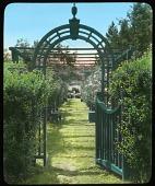 view Cowdin Garden digital asset: Cowdin Garden: [between 1914 and 1949?]