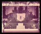 view New York Flower Show digital asset: New York Flower Show: 03/05/1951