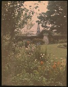 view Schoonmaker Garden digital asset: Schoonmaker Garden: 1930