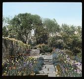 view [Niederhurst]: the lower terrace, designed by Marian Cruger Coffin. digital asset: [Niederhurst]: the lower terrace, designed by Marian Cruger Coffin.: 1929.