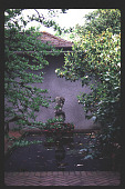 view [High Hatch]: view of pond from house. digital asset: [High Hatch]: view of pond from house.: 1997 May.