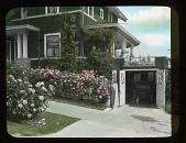view Unidentified Garden in Portland, Oregon digital asset: Unidentified Garden in Portland, Oregon [slide]
