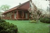 view [William Case House] digital asset: [William Case House]: 1994 Apr.