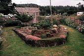 view [Hieronimus Garden]: train garden, looking east. digital asset: [Hieronimus Garden]: train garden, looking east.: 1998 Aug.