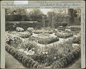 view McCurdy Garden digital asset: Untitled Garden in Mount Airy, Penn. [photoprint]