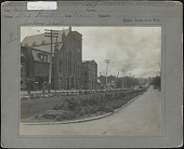 view [Miscellaneous Sites in Harrisburg, Pennsylvania]: State Street looking east. digital asset: [Miscellaneous Sites in Harrisburg, Pennsylvania] [photographic print]: State Street looking east.