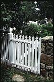 view [Hidden Glen Farms]: closeup of entrance gate. digital asset: [Hidden Glen Farms]: closeup of entrance gate.: 1998 Jul.