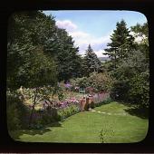 view McCagg Garden digital asset: McCagg Garden: [between 1914 and 1949?]