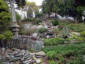 view [Wildacre]: the mountain garden and waterfall comprised of local rock. digital asset: [Wildacre]: the mountain garden and waterfall comprised of local rock.: 2015 May.