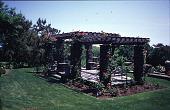 view [Beacon Ridge South]: pergola. digital asset: [Beacon Ridge South]: pergola.: 1999 Jun.