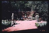 view [Coke Garden]: white garden. digital asset: [Coke Garden]: white garden.: 1996 Apr. 6.