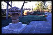 view [Dallas Arboretum and Botanical Garden]: garden in winter. digital asset: [Dallas Arboretum and Botanical Garden]: garden in winter.: 1996 Jan.