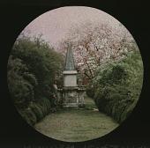 view [Westover]: tomb of William Byrd. digital asset: [Westover]: tomb of William Byrd.: 1931 Apr.