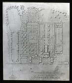 view [Governor's Palace]: General Plan. digital asset: [Governor's Palace]: General Plan.: [between 1914 and 1949?]