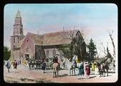 view Bruton Parish Church digital asset: Bruton Parish Church: [between 1914 and 1949?]