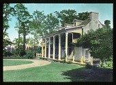 view [Welbourne]: a view of the house. digital asset: [Welbourne]: a view of the house.: [between 1914 and 1949?]