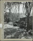 view [Porter Garden] digital asset: [Porter Garden] [photoprint]