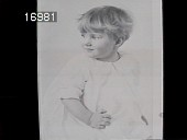 view [Miscellaneous Images in Virginia]: an unidentified child, possibly Southgate Lemmon Morison (1903-1971). digital asset: [Miscellaneous Images in Virginia] [nitrate negative]: an unidentified child, possibly Southgate Lemmon Morison (1903-1971).