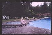 view [Agate Nursery]: swimming pool. digital asset: [Agate Nursery]: swimming pool.: 1998 May.