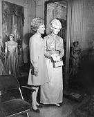view Pat Nixon Beside Her Mannequin digital asset number 1