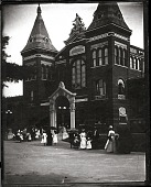 view Visitors to the United States National Museum at the Turn of Century digital asset number 1