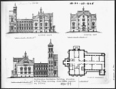 view East Wing Reconstruction, Smithsonian Institution Building digital asset number 1